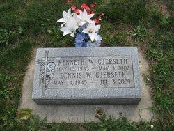 Dennis W Gjerseth