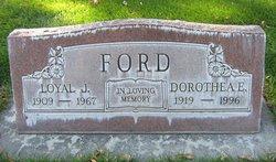 Loyal J. Ford