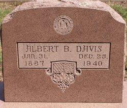Albert B Davis