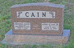 Dorthea Louise <i>Wolf</i> Cain