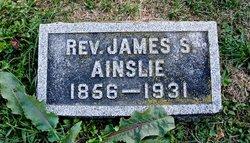 Rev James Stuart Ainslie
