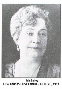 Ida B. <i>Weede</i> Bailey