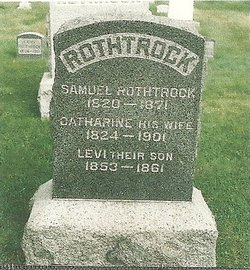 Catherine <i>Stauffer</i> Rothrock