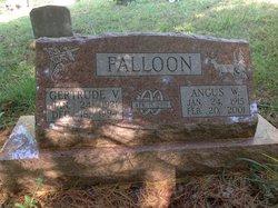 Gertrude Virginia Red <i>Gallinger</i> Falloon