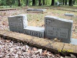 William H Alford