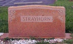 Tate C Strayhorn