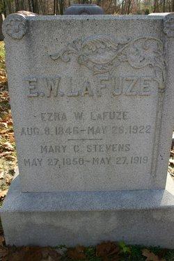 Mary Catherine <i>Stevens</i> LaFuze