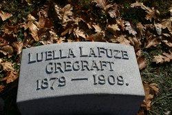 Luella Belle <i>Lafuze</i> Crecraft