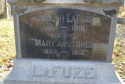Mary Anneth <i>Kitchel</i> Lafuze