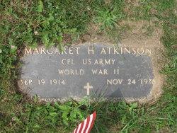 Margaret Julia <i>Hastings</i> Atkinson