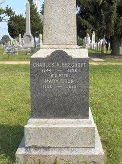 Mary <i>Cook</i> Beecroft