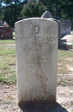 Henry Grady Bryant