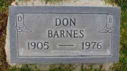 Donald Jerome Barnes
