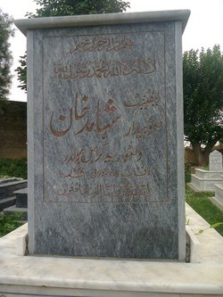 Shahamad Khan