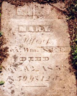 Mary Minerva Polly <i>Moss</i> See