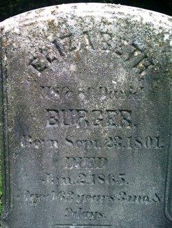 Elizabeth Burger