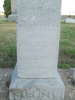 Mary Jane <i>Cowardin</i> Carlisle