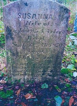 Susanna <i>Baum</i> Arters