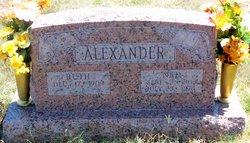 Ruth <i>Abbey</i> Alexander