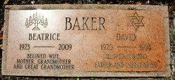 Beatrice Bea <i>Corn</i> Baker