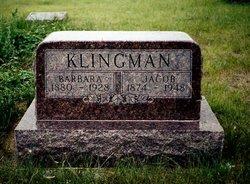 Barbara <i>Quenzer</i> Klingman