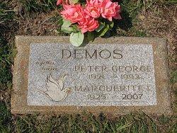 Peter George Demos