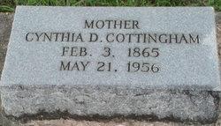 Cynthia Ann <i>Dunn</i> Cottingham