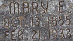 Mary E <i>Cobble</i> Easterly