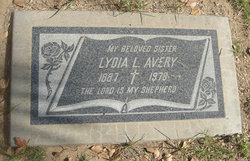 Lydia L. Avery