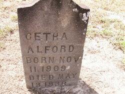 Getha Celia Alford