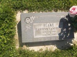 Carolyn <i>Canfield</i> Flake