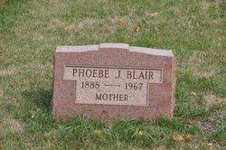 Phoebe Jean <i>Glaman</i> Blair