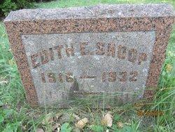 Edith Emma Shoop