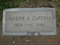 Joseph A Zaffina