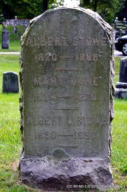 Mary Jane <i>Hersey</i> Stowe