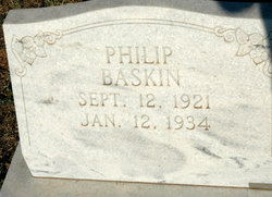 Phillip Hood Baskin
