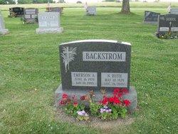 Emerson Arthur Lefty Backstrom