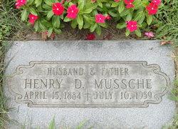 Henry Dominic Mussche