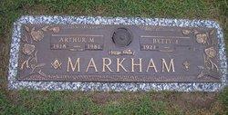Arthur Milton Markham, Jr