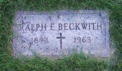 Ralph Edwin Beckwith