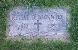 Nellie Blanche Beckwith