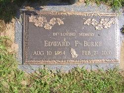 Edward F Burke