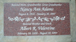 Nancy Ann Adams
