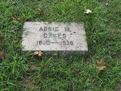 Abbie Maria Gates