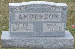 Ethel G. Anderson