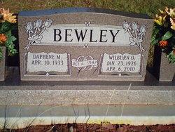 Wilburn O. Buck Bewley