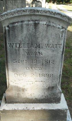 William Wait