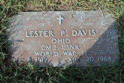 Lester P Davis