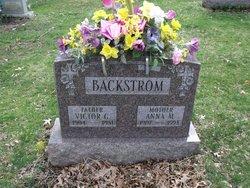 Anna Marie <i>Olson</i> Backstrom
