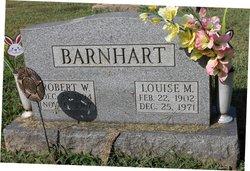 Louise Margaret <i>Ruf</i> Barnhart